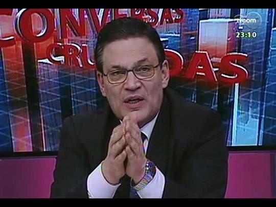 Conversas Cruzadas - Hepatites Virais: Qual a dimensão do problema no Brasil? - Bloco 4 - 28/07/2014