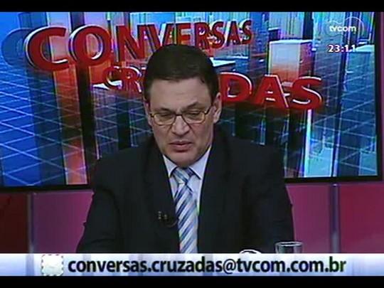 Conversas Cruzadas - Crise Argentina: A possibilidade de calote e reflexos no Mercosul - Bloco 4 - 29/07/2014