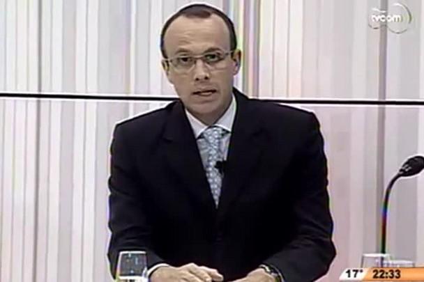 Conversas Cruzadas - Movimento Floripa Te Quero Bem analisa o Plano de metas da Capital - 3º Bloco - 26/08/14