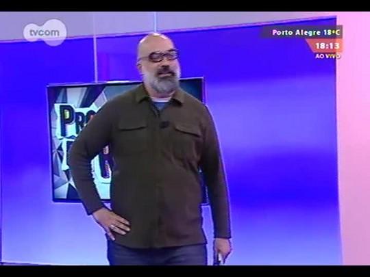 Programa do Roger - Músico Neko + Exposição Vinte (Ver) Quintana - Bloco 3 - 29/08/2014