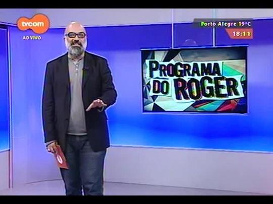 """Programa do Roger - Trailer \""""O Candidato Honesto\"""" Downtown Filmes - Bloco 3 - 03/09/2014"""