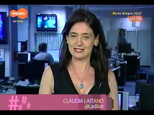 #PortoA - Cláudia Laitano fala sobre a mostra \'Seleção de Filmes\'