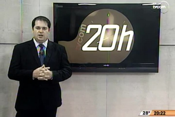 TVCOM 20h - Magistrados querem acelerar andamento dos processos do judiciário - 10.11.14