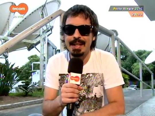 TVCOM Tudo Mais - Lúcio Brancato faz sua projeção sobre o que deve ser bacana na música em 2015