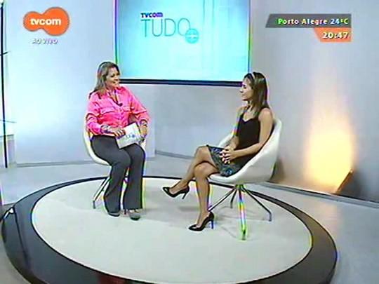 TVCOM Tudo Mais - Fernanda Pandolfi, do blog Rede Social, fala sobre a tendência de drinks no palito na praia