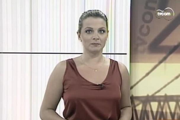TVCOM 20h - Tarifa do transporte coletivo pode ganhar novo reajuste ainda este ano - 12.1.15