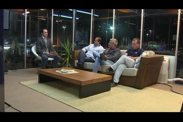 Conversas Cruzadas - Volvo Ocean Race, a regata dos mares/ Itajaí - 2º Bloco - 16.04.15