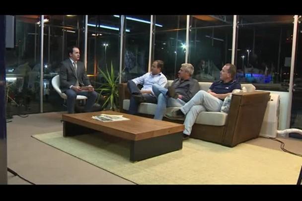 Conversas Cruzadas - Volvo Ocean Race, a regata dos mares/ Itajaí - 3º Bloco - 16.04.15