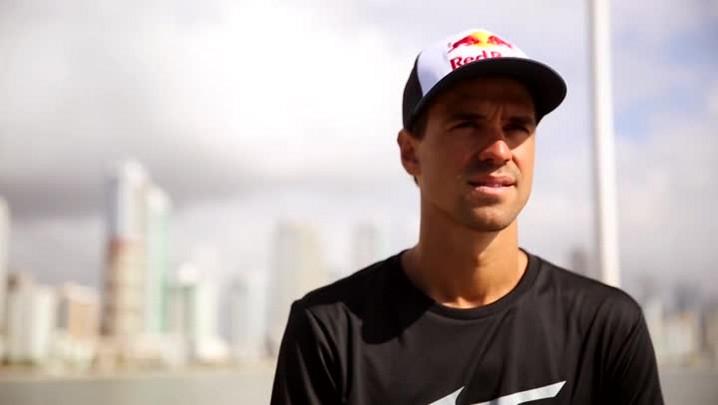 Igor Amorelli quer confirmar boa fase no Ironman Florianópolis