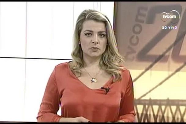 TVCOM 20 Horas - 1ºBloco - 05.08.15