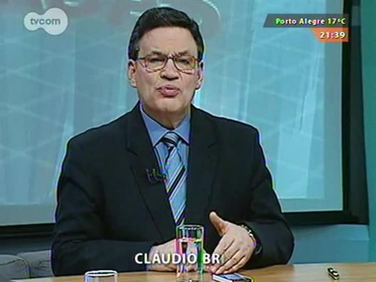 Conversas Cruzadas - Debate sobre os projetos da Assembleia Legislativa e a crise financeira no estado - Bloco 1 - 28/08/2015