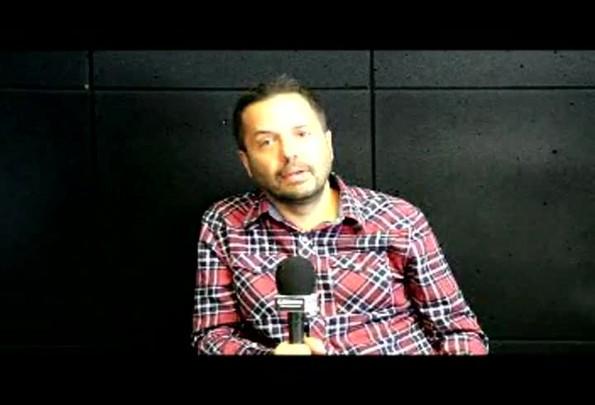 Cantor Daniel Drexler em entrevista exclusiva