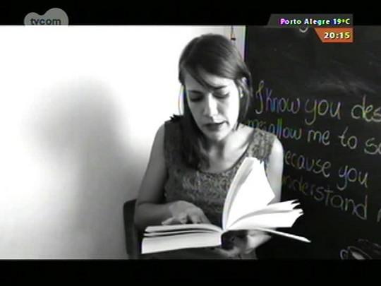 Faixa Universitária - ULBRA Canoas fala sobre o livro \'Intercontextos Norte-Sul\' de Elizabeth Gaskell