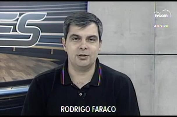 TVCOM Esportes. 1ºBloco. 13.10.15