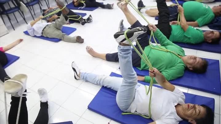 Conheça como são as atividades de educação física no Núcleo de Apoio à Saúde da Família