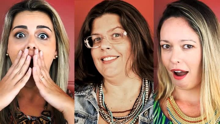 Na Ponta da Língua: Luana Piovani, Rodrigo Santoro, Gretchen, Gabriela Pugliesi e Playboy