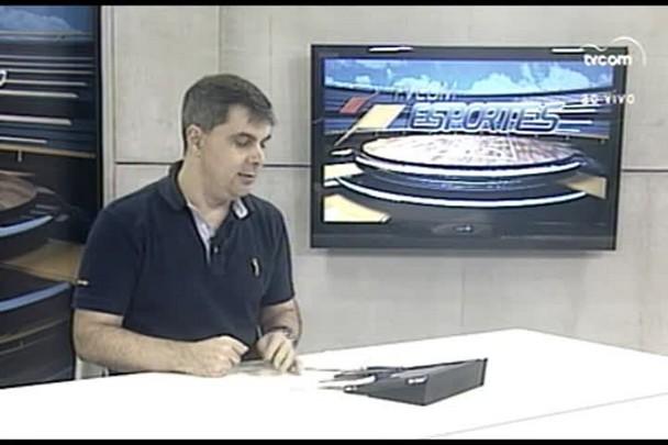 TVCOM Esportes. 4º Bloco. 17.11.15