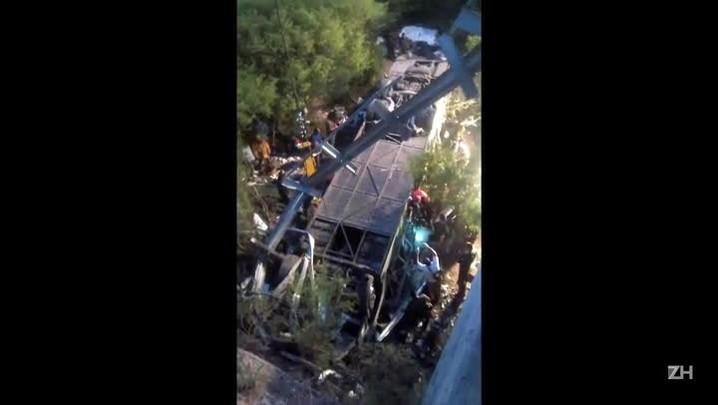 Pelo menos 41 policiais mortos na Argentina