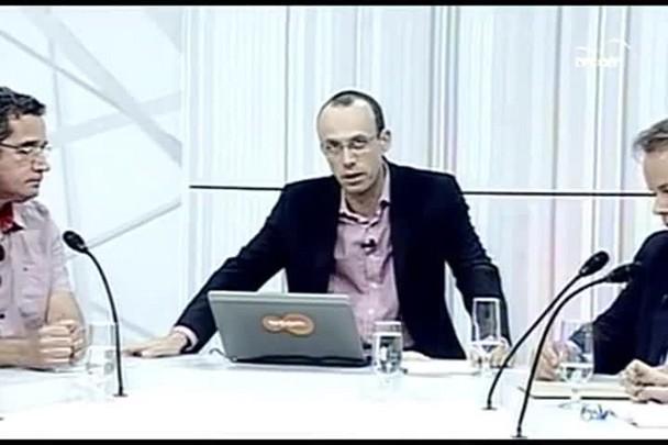 TVCOM Conversas Cruzadas. 4º Bloco. 12.02.16