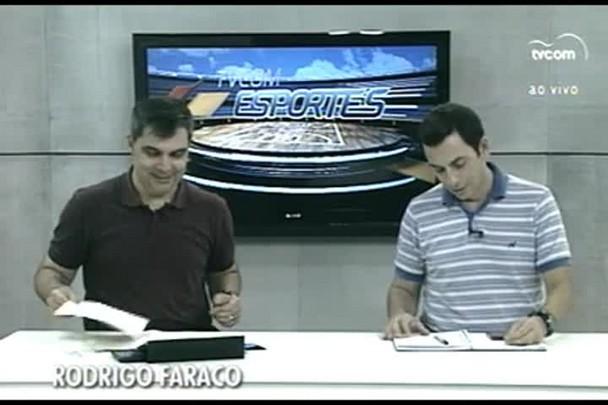 TVCOM Esportes. 1º Bloco. 18.02.16