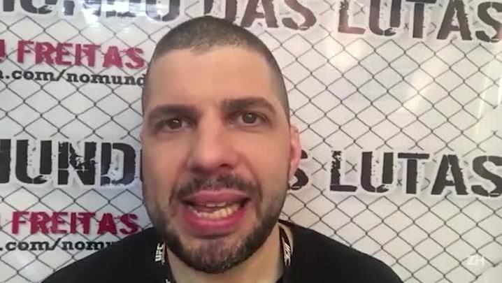 Caju Freitas: Nova York será um marco para o MMA