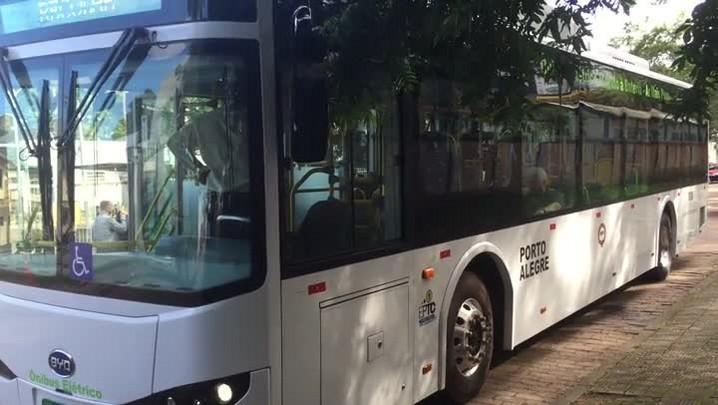 Novo ônibus elétrico começa a ser testado nesta sexta-feira