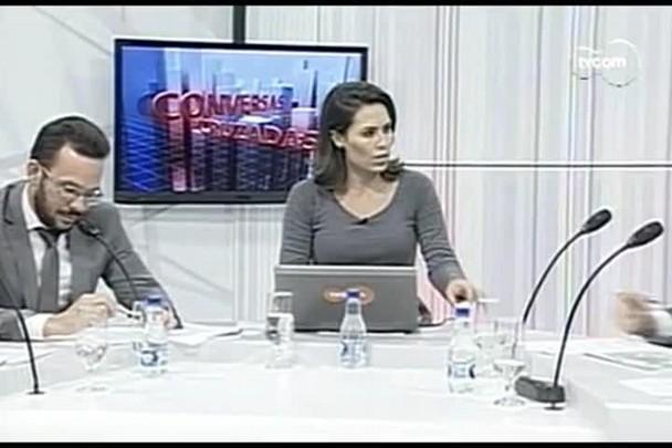TVCOM Conversas Cruzadas. 4º Bloco. 06.05.16