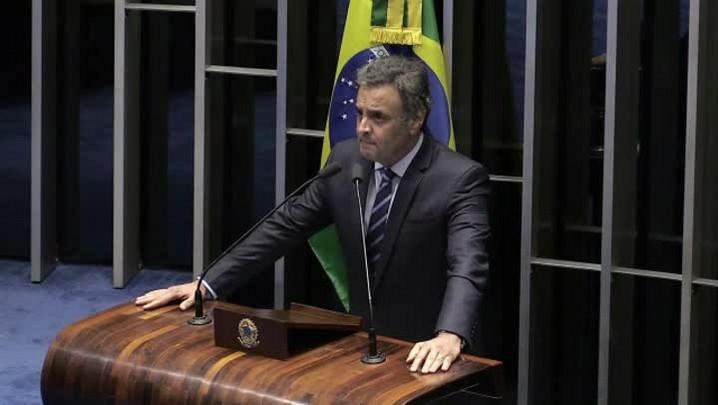 STF autoriza investigação contra Aécio Neves