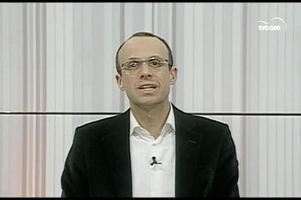 TVCOM Conversas Cruzadas. 1º Bloco. 24.06.16