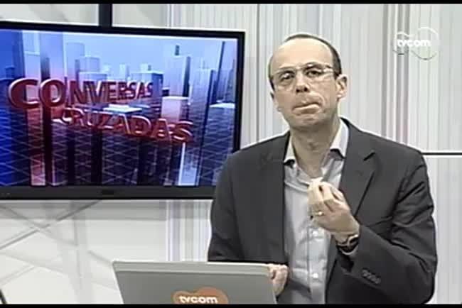 TVCOM Conversas Cruzadas. 2º Bloco. 25.07.16