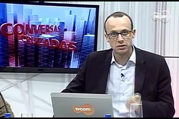 TVCOM Conversas Cruzadas. 2º Bloco. 05.09.16