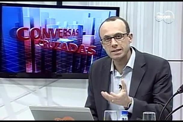TVCOM Conversas Cruzadas. 2º Bloco. 08.09.16