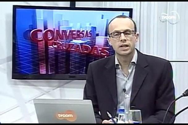 TVCOM Conversas Cruzadas. 3º Bloco. 15.09.16