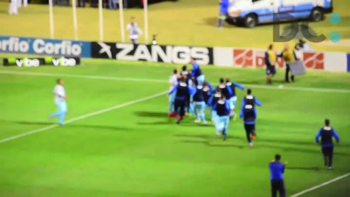 Marquinhos marca primeiro gol do Avaí contra o Paysandu