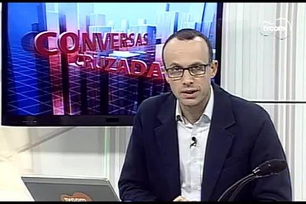 TVCOM Conversas Cruzadas. 4º Bloco. 11.10.16