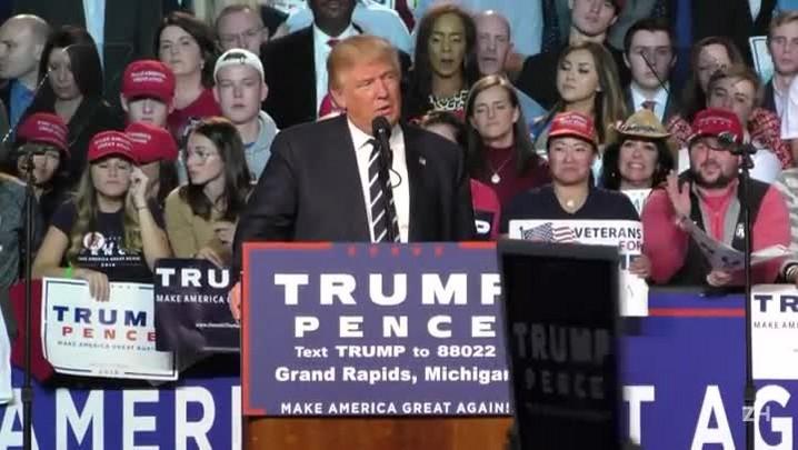 Trump é novo presidente dos EUA