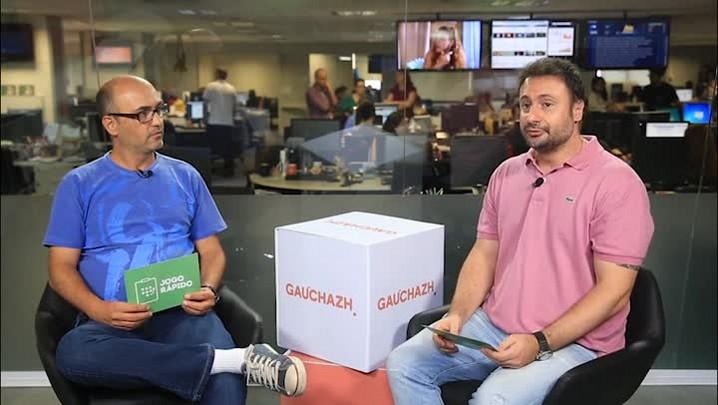 Jogo Rápido: o futuro de Anderson e os motivos da convicção do Grêmio em um centroavante estrangeiro