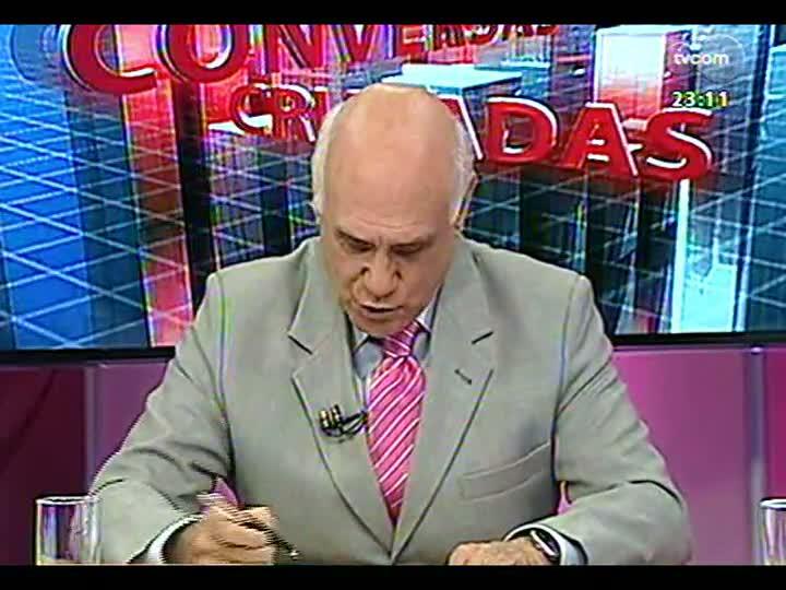 Conversas Cruzadas - Situação política da Venezuela - Bloco 4 - 10/01/2013