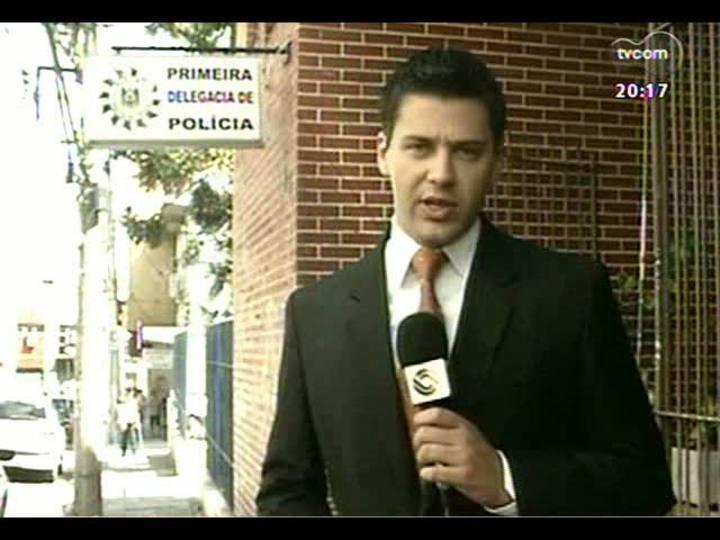 TVCOM 20 Horas - Novos casos de dengue contraídos em Porto Alegre - Bloco 2 - 08/02/2013