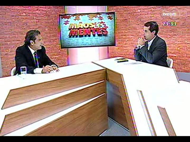 Mãos e Mentes - Mestre em Marketing e Negócios, Beto Carvalho - Bloco 1 - 26/02/2013