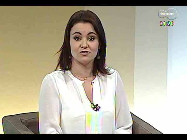 TVCOM Tudo Mais - Patrícia Pontalti fala sobre o movimento HotSpot, que premia produtos criativos e inovadores