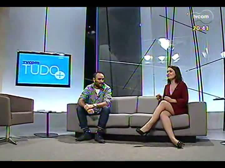 TVCOM Tudo Mais - Entrevista com o designer Marcelo Rosenbaum
