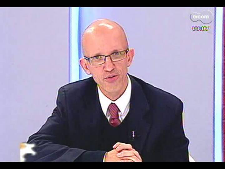 Mãos e Mentes - Mestre em filosofia e diretor da TCA Informática, Marcos Kayser - Bloco 4 - 23/05/2013