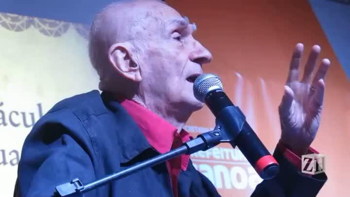 Ariano Suassuna defende a diversidade cultural brasileira