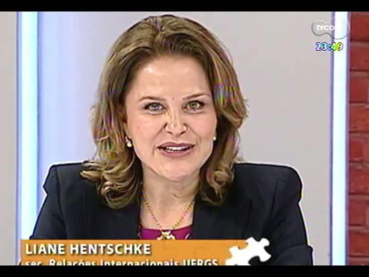 Mãos e Mentes - Secretária de Relações Internacionais da UFRGS, Liane Hentschke - Bloco 2 - 28/06/2013