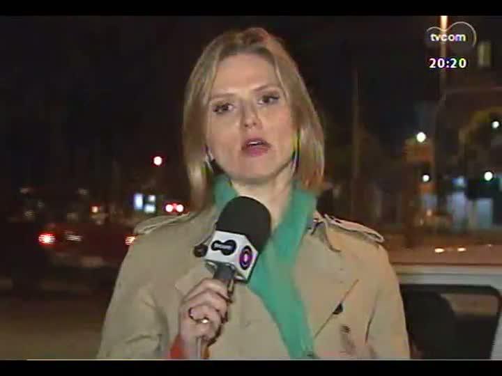 TVCOM 20 Horas - Acompanhe as obras de duplicação da Avenida Tronco - Bloco 3 - 02/07/2013
