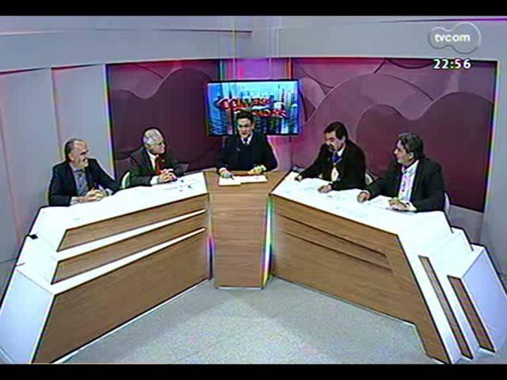Conversas Cruzadas - Político e professor debatem a necessidade de um plebiscito para reforma política - Bloco 3 - 02/07/2013
