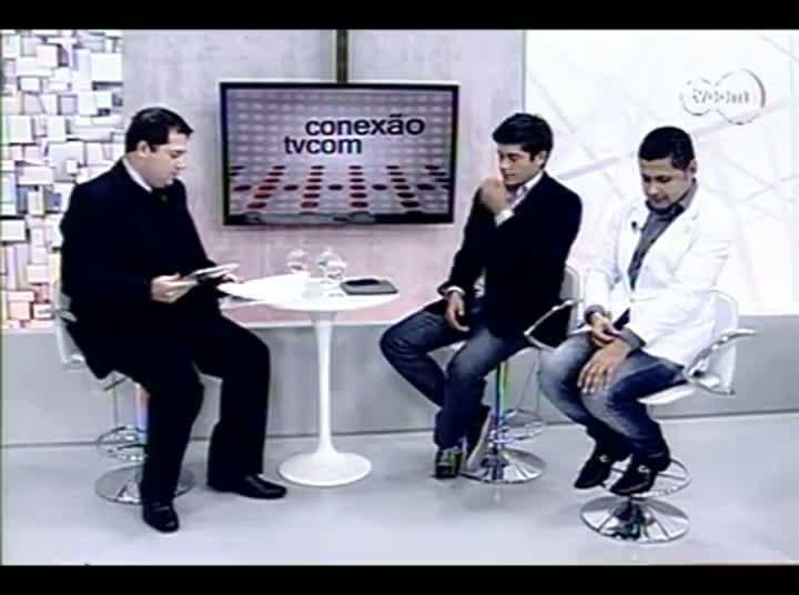 Conexão TVCOM - CPI dos Táxis - 16-08-2013