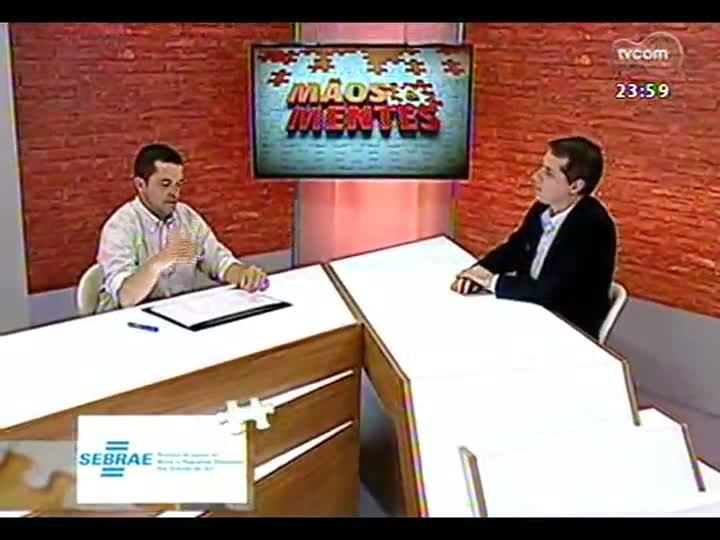 Mãos e Mentes - Inspetor técnico da Associação Brasileira de Criadores de Cavalo Crioulo, Rodrigo Py - Bloco 3 - 03/09/2013