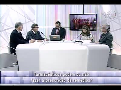Conversas Cruzadas - Prescrição Farmacêuticos - 2º bloco – 30/09/2013